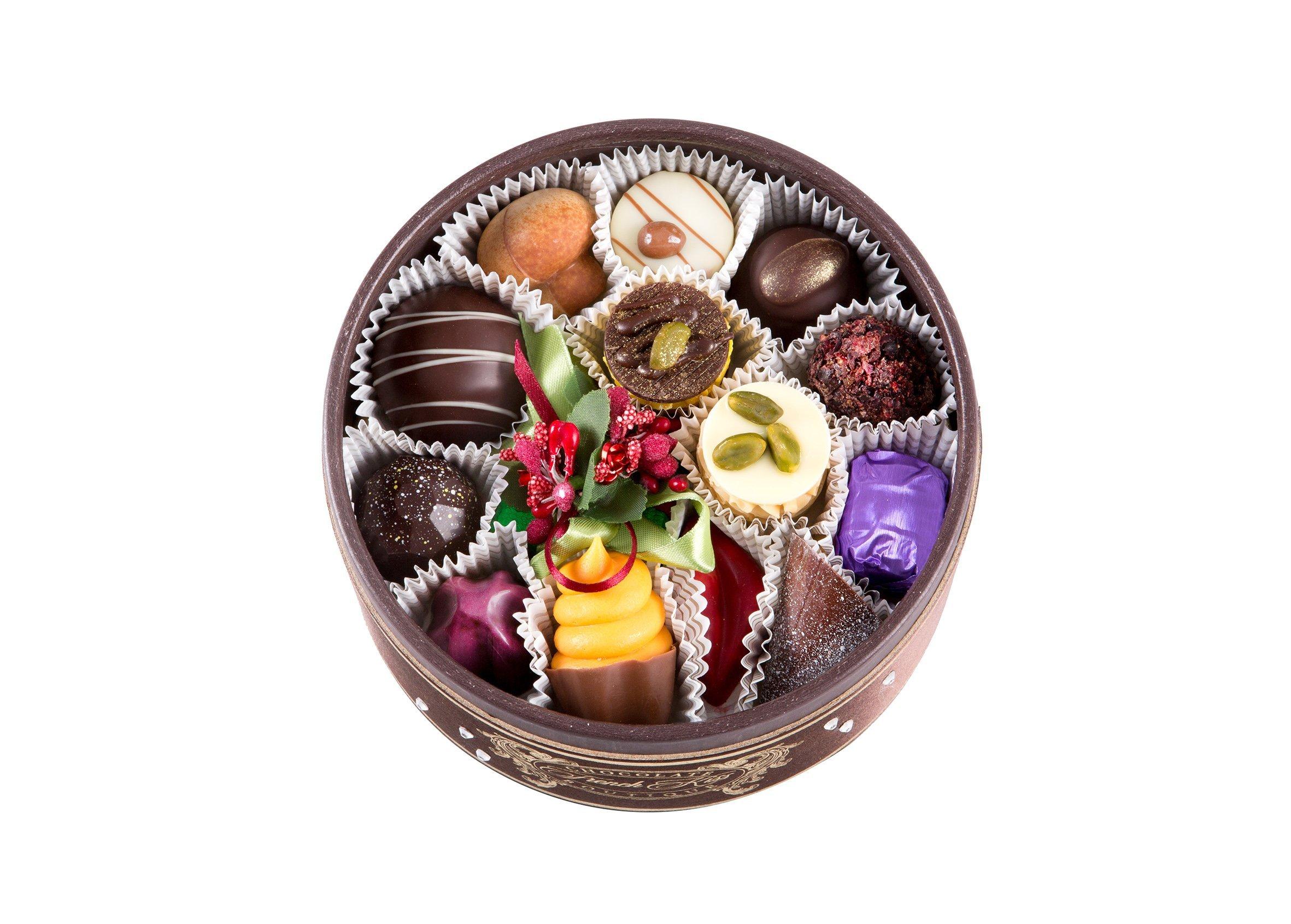 Шоколадный набор Лозанна