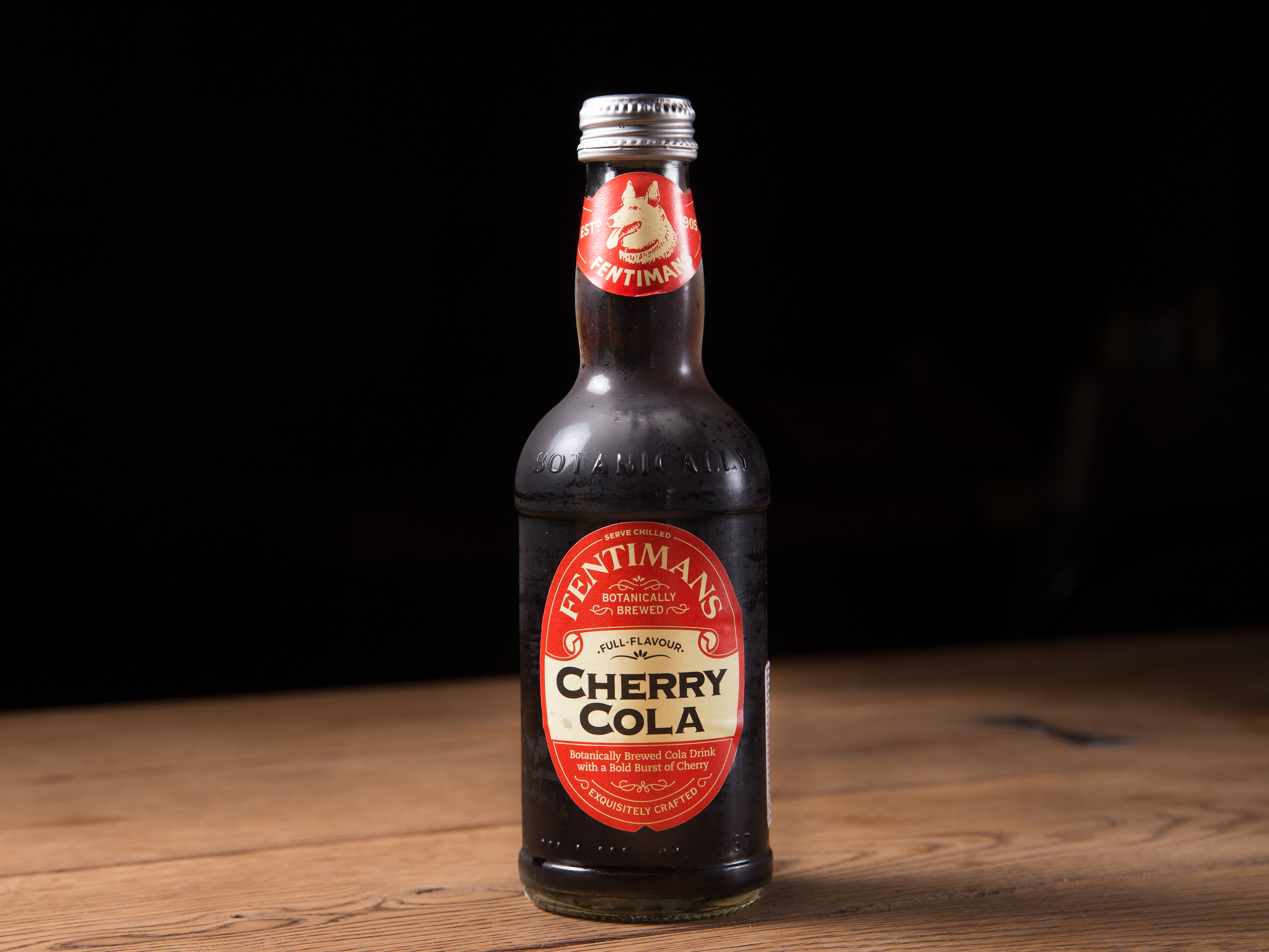 Лимонад Fentimans Cherry cola