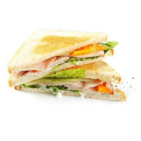 Сэндвич с курицей х/к