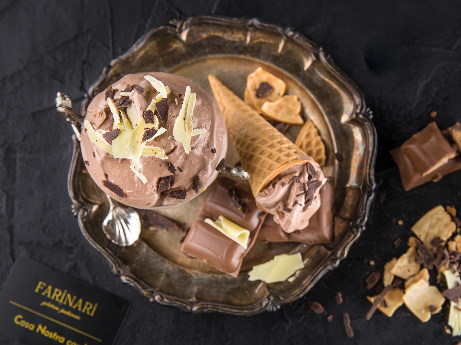 Джелато Шоколад