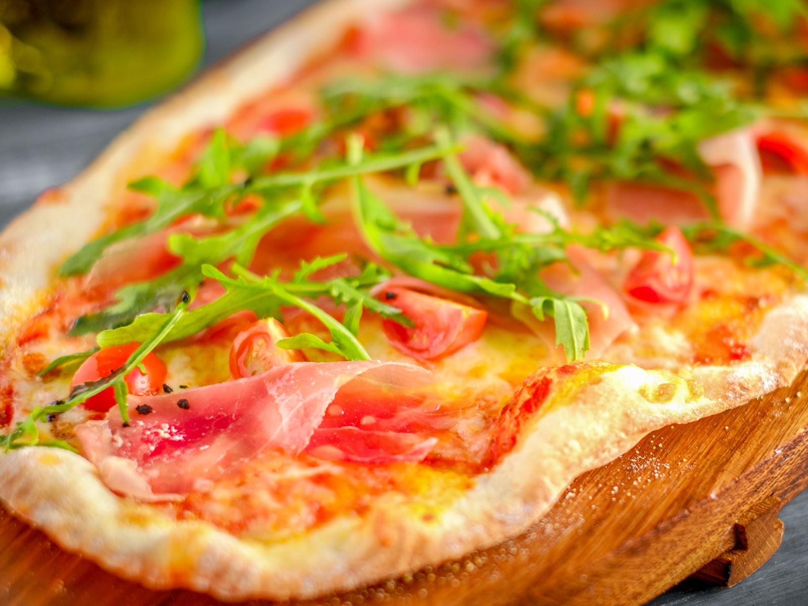Пицца Парма и Черри