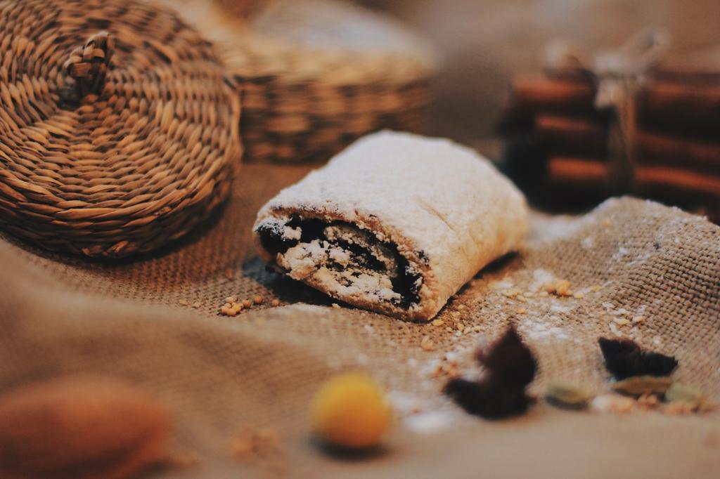 Сливочное печенье