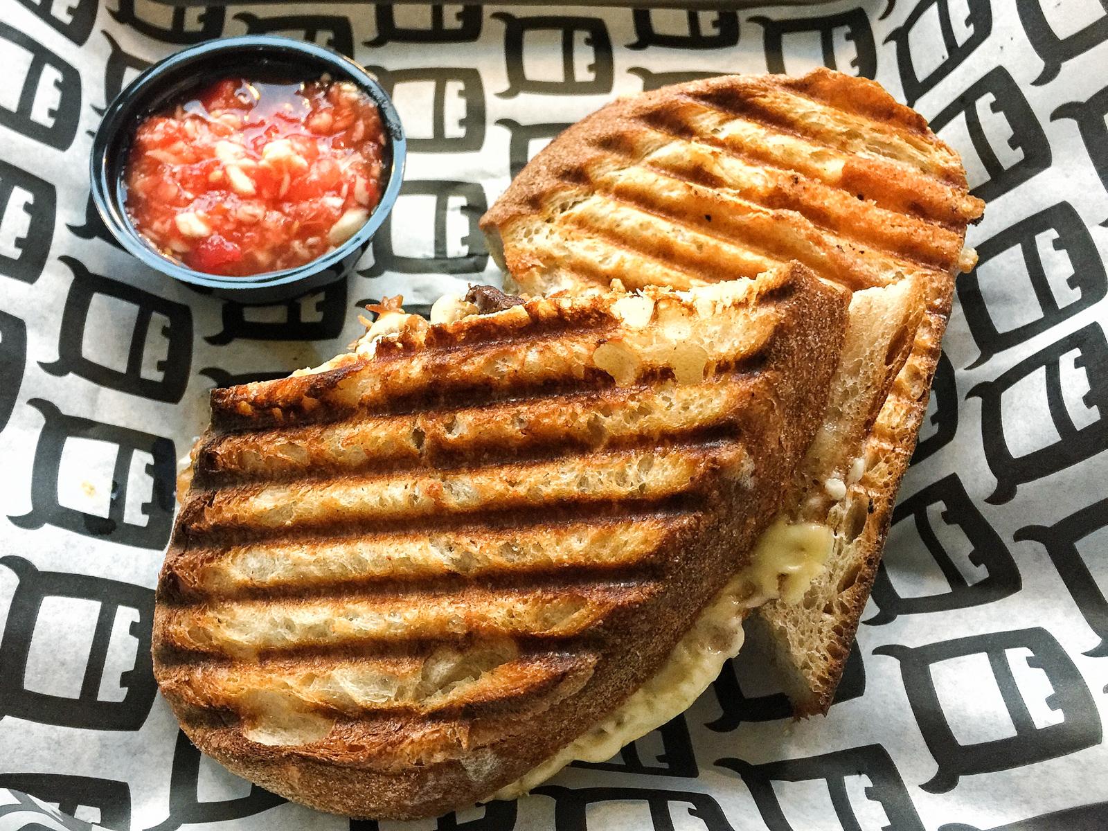 Сендвич гриль