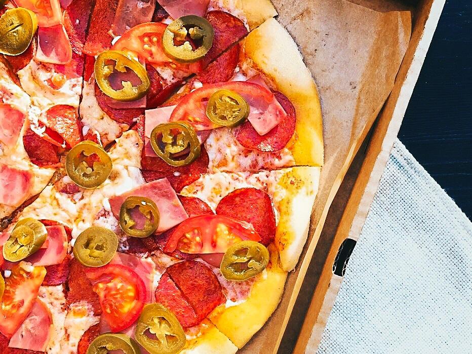 Пицца Хотчилипепер