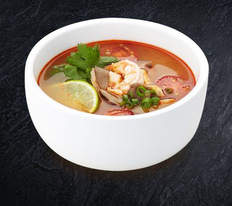 Суп Классический Том Ям