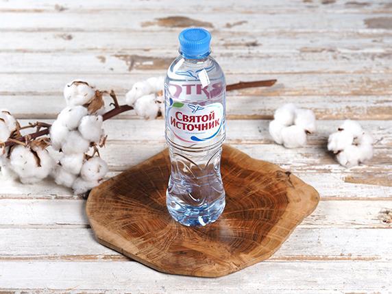 Минеральная вода Святой источник б/газа