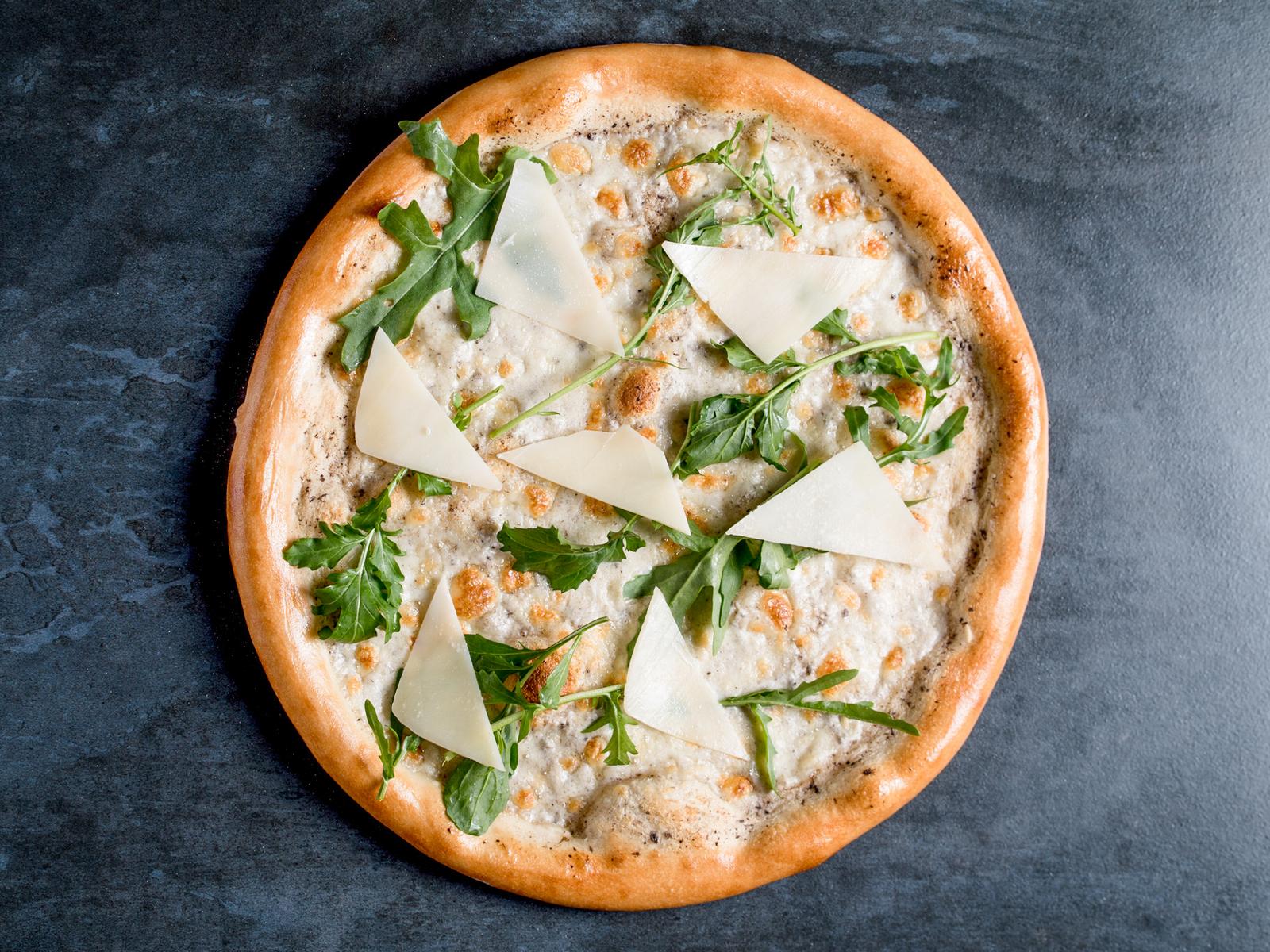 Пицца Трюфель и сыр
