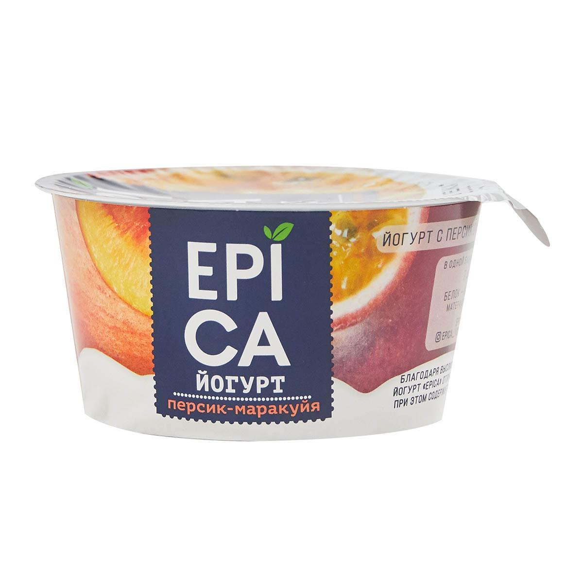 Epica 4,8% персик-маракуйя