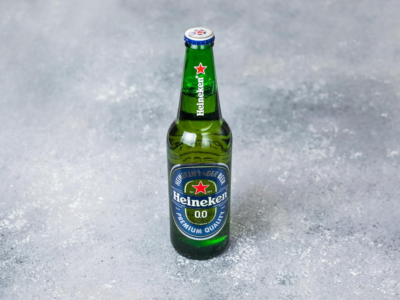 Пиво безалкогольное Heineken