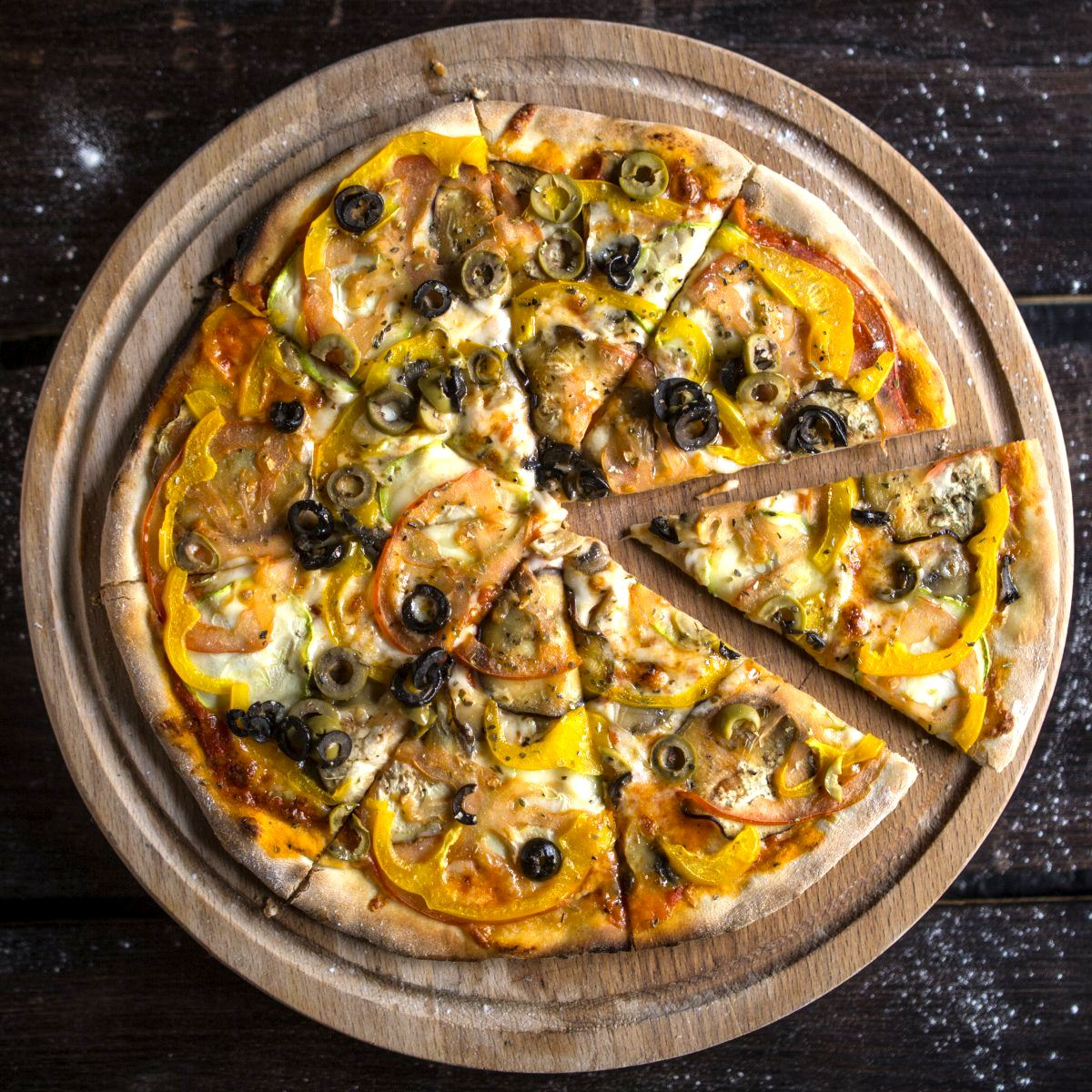 Пицца Гроу