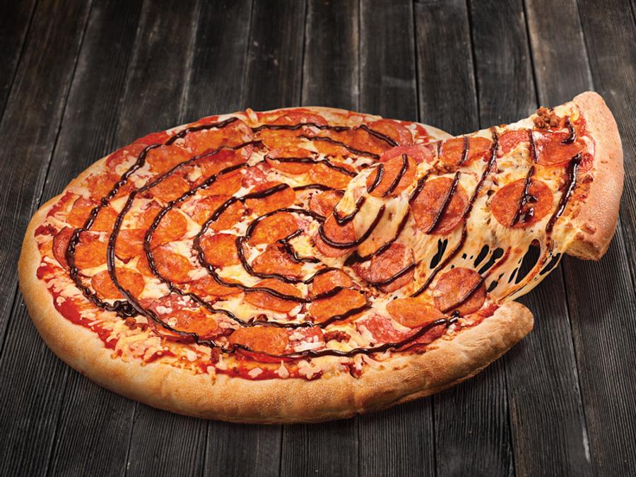 Пицца Делюкс Бурбон