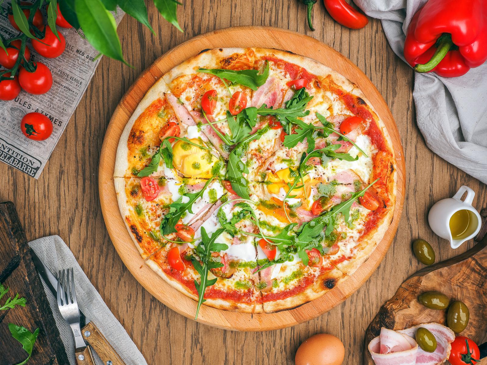 Пицца Прима колацьоне