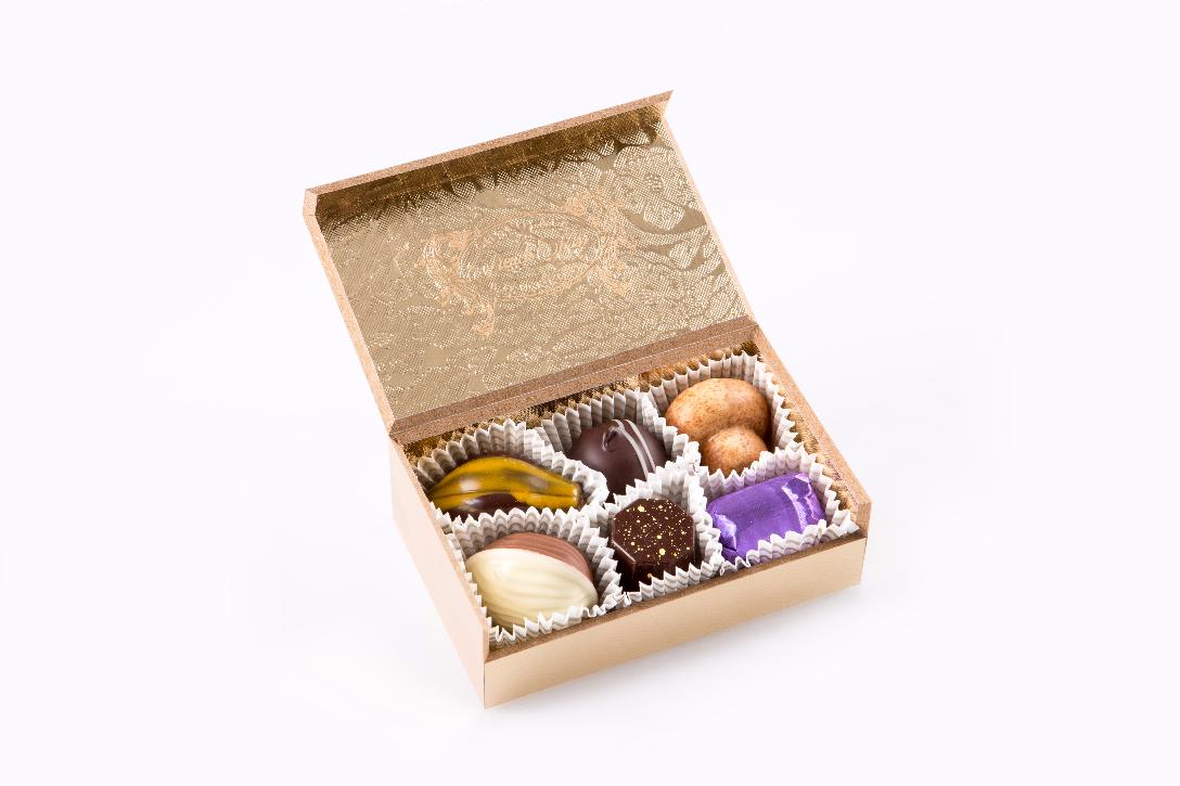 Шоколадный набор Щелкунчик