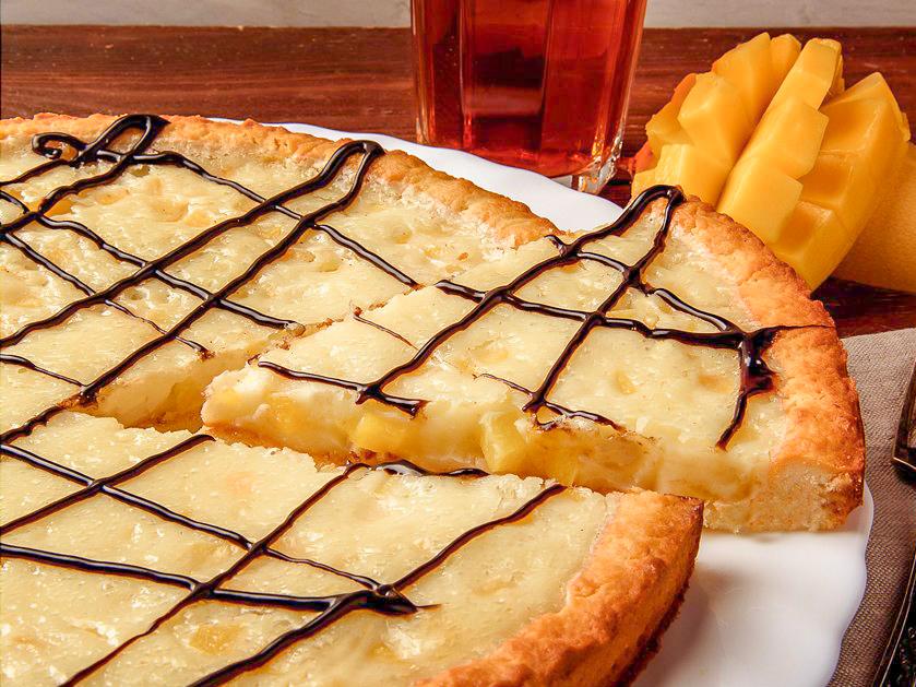 Пирог Манго-Бум