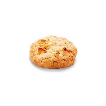 Печенье овсяное с яблочками