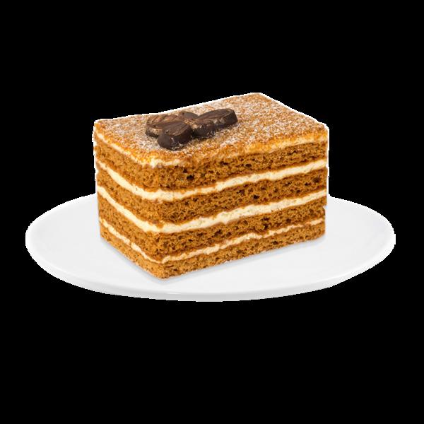 Пирожное Медовое классическое, Cream Royal