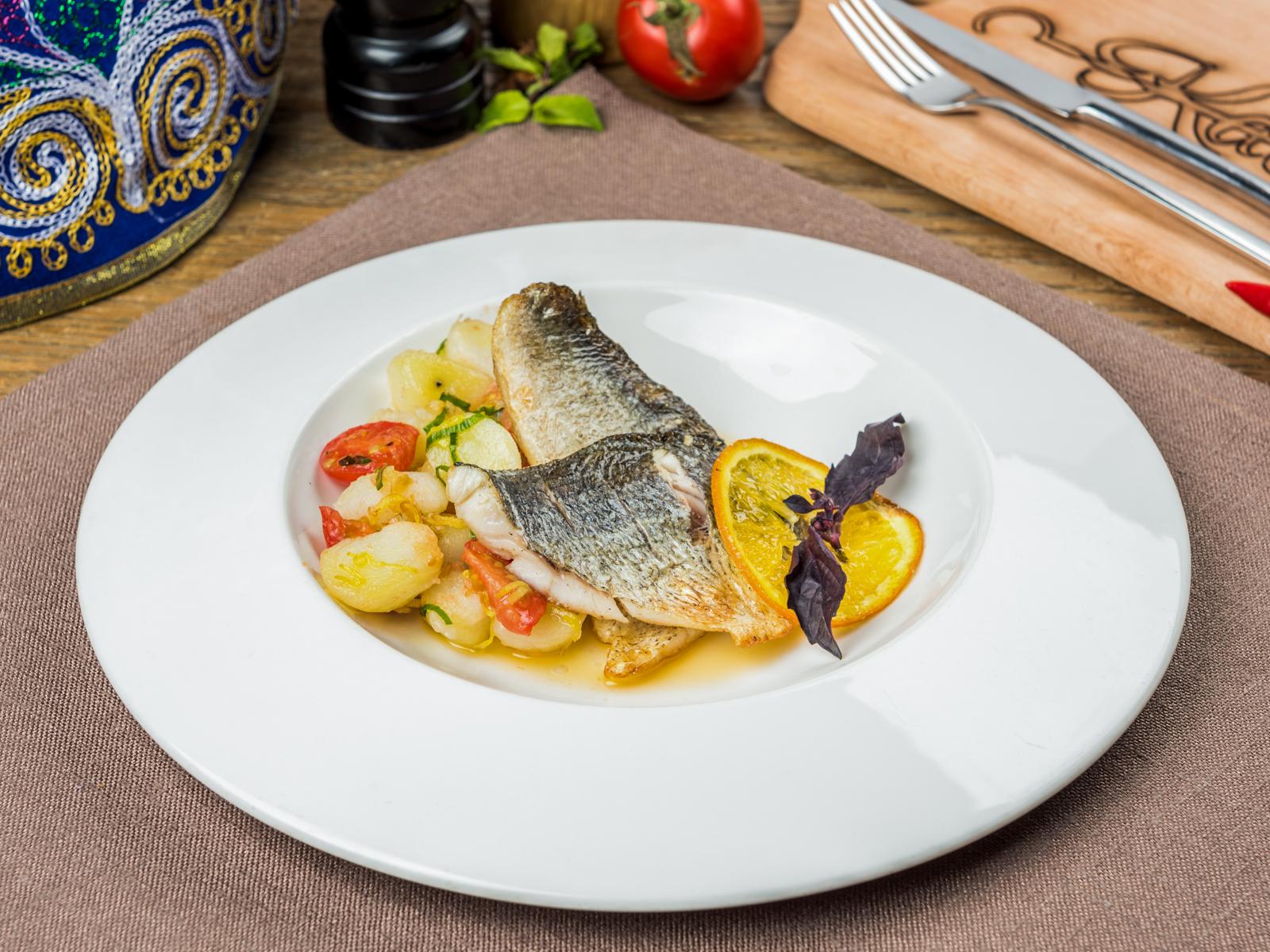 Филе Рыбы Сиг