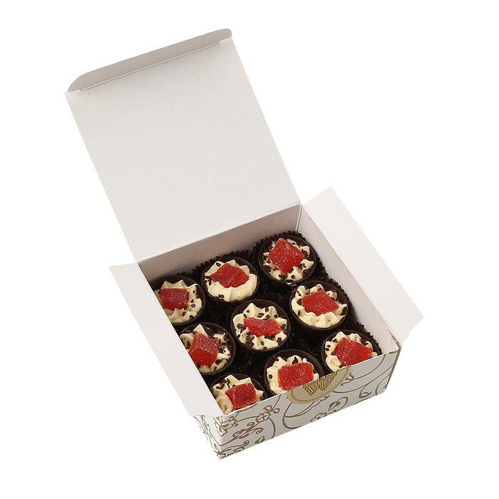 Маленький набор конфет ручной работы №1