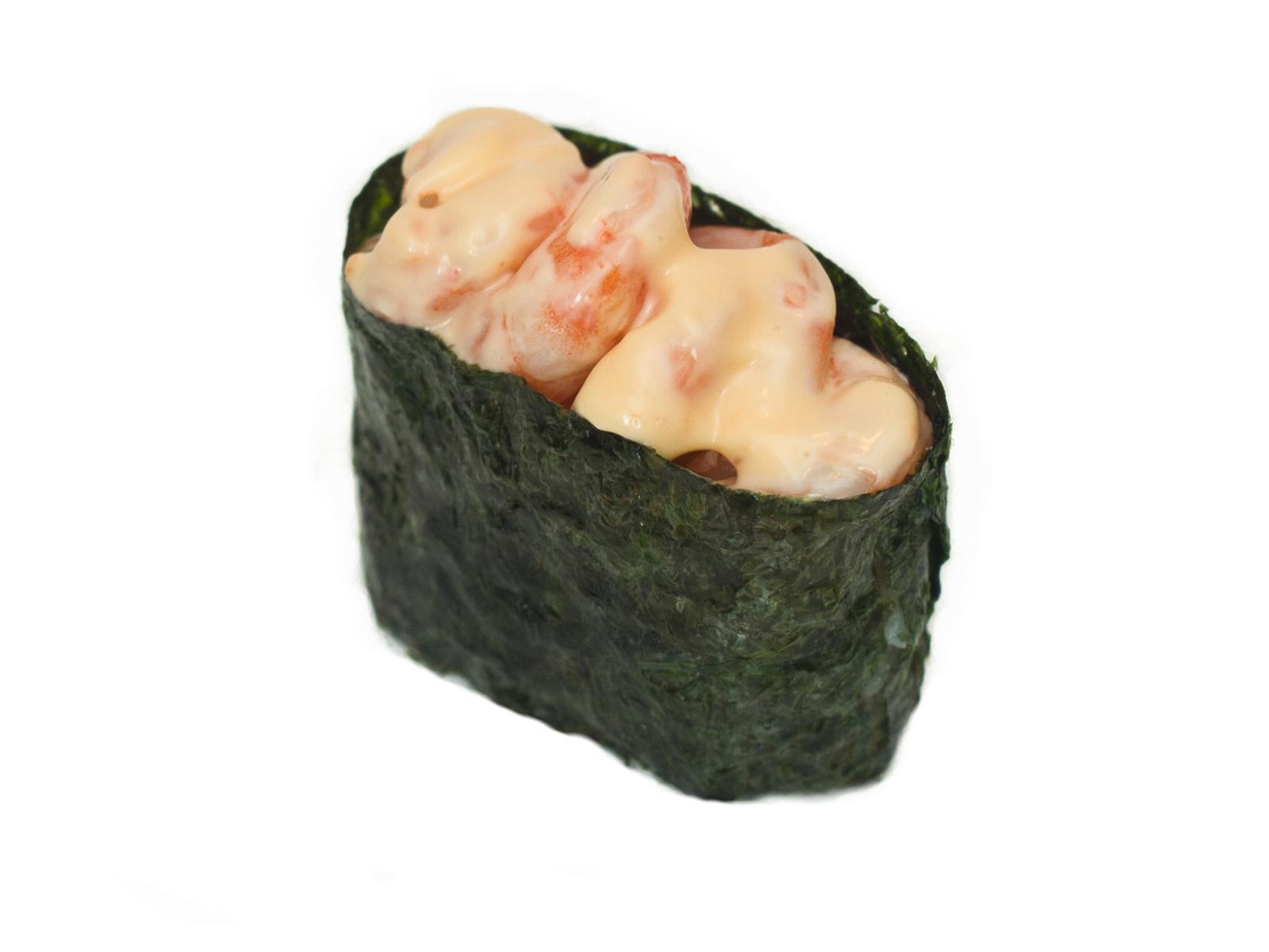 Суши Эби спайси
