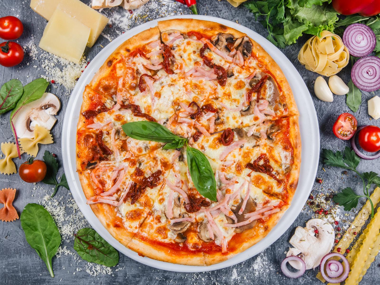 Пицца Ченто Перченто