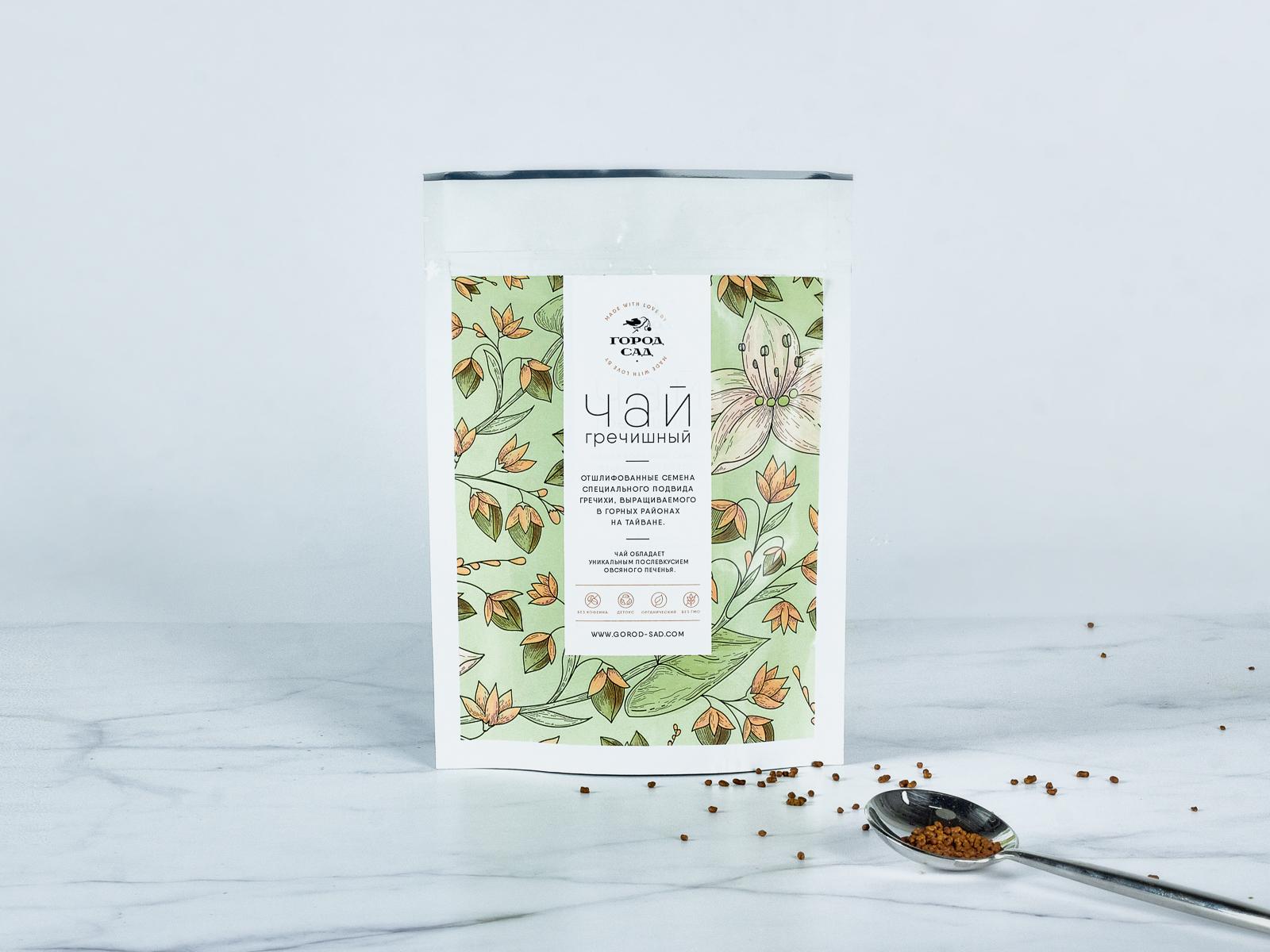 Чай гречишный Город-Сад