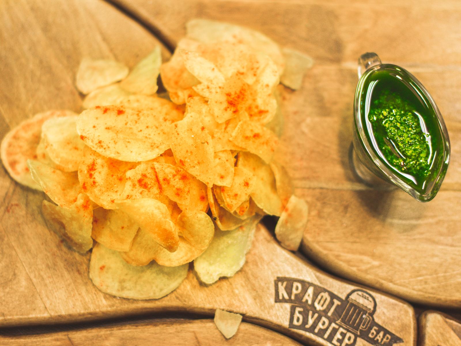 Чипсы картофельные-фри