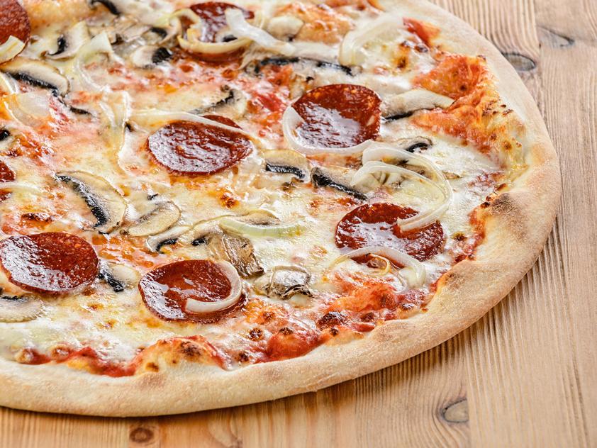 Пицца Стэмфорд