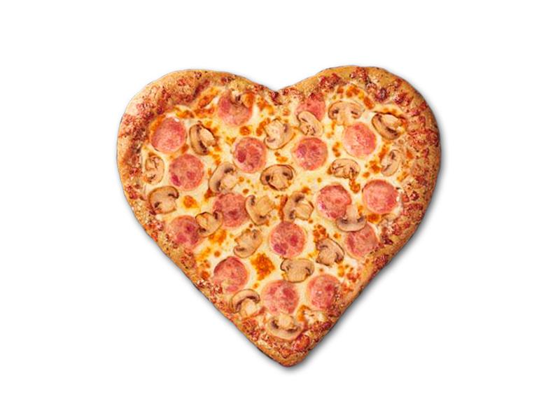 Пицца Грибной Лямур