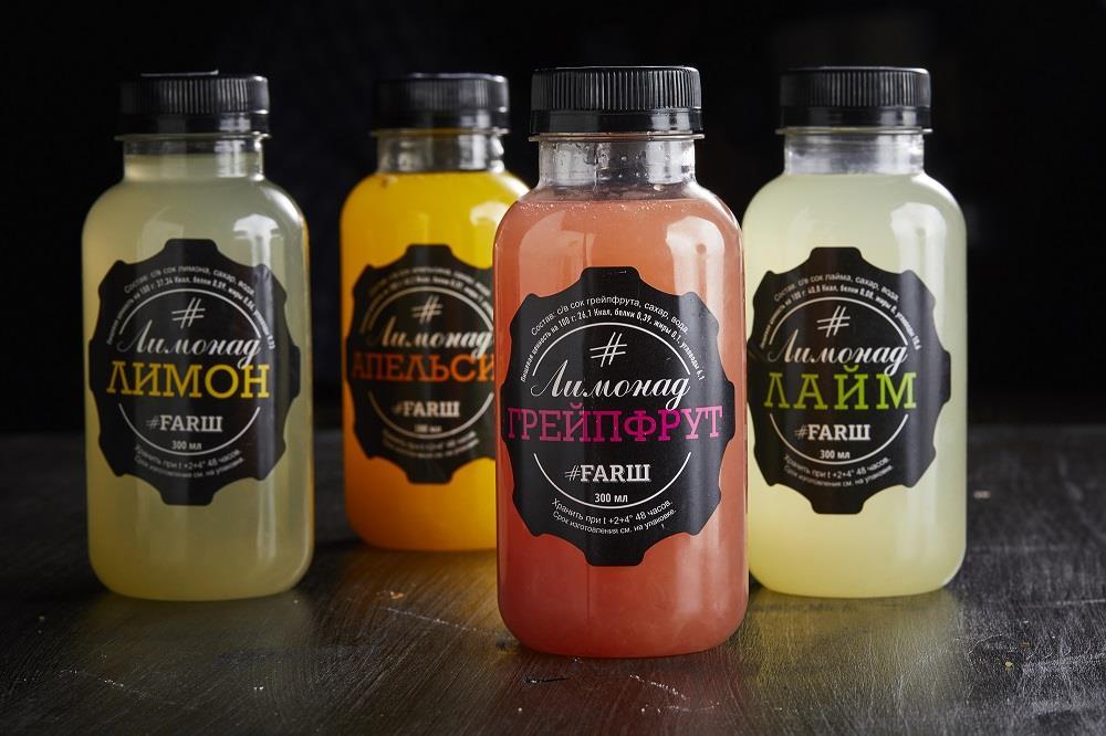 Домашний лимонад и Морс