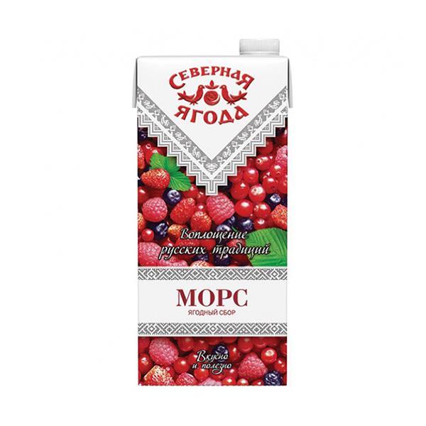 Морс Северная ягода