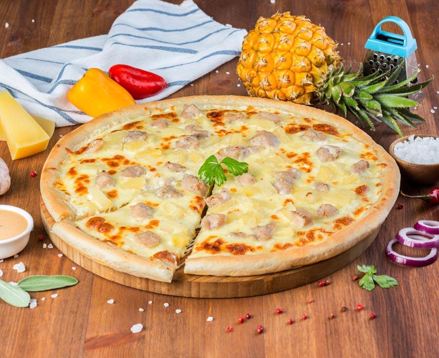 Пицца Гавайская классическая
