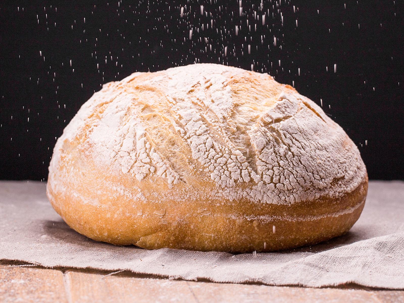 Хлеб Строгановский