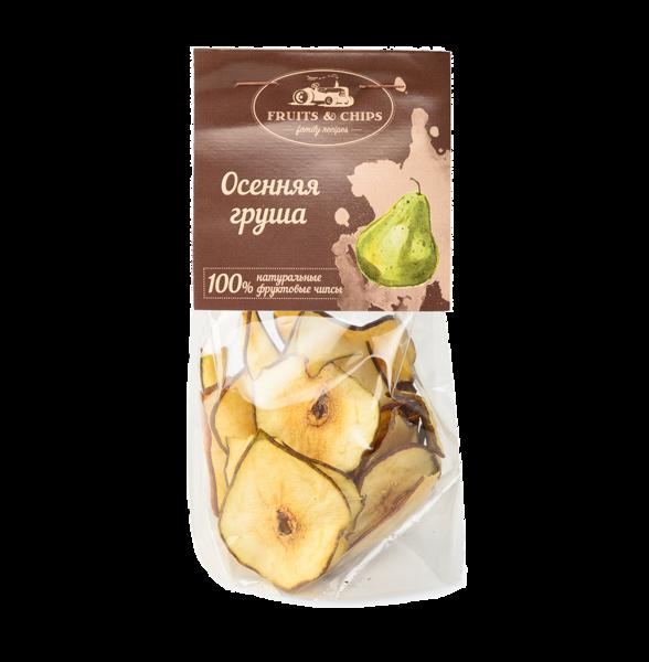 Чипсы Fruits&Chips Осенняя груша