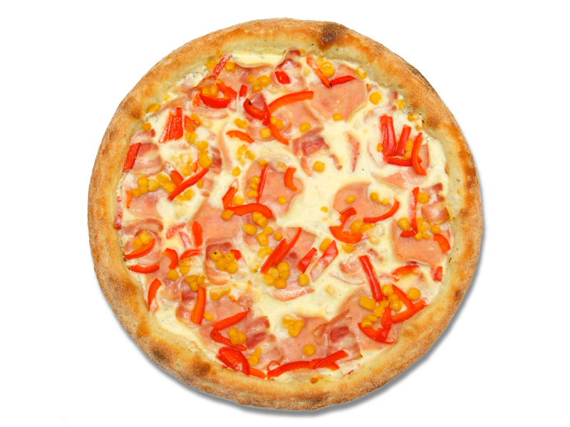 Пицца Попкорн