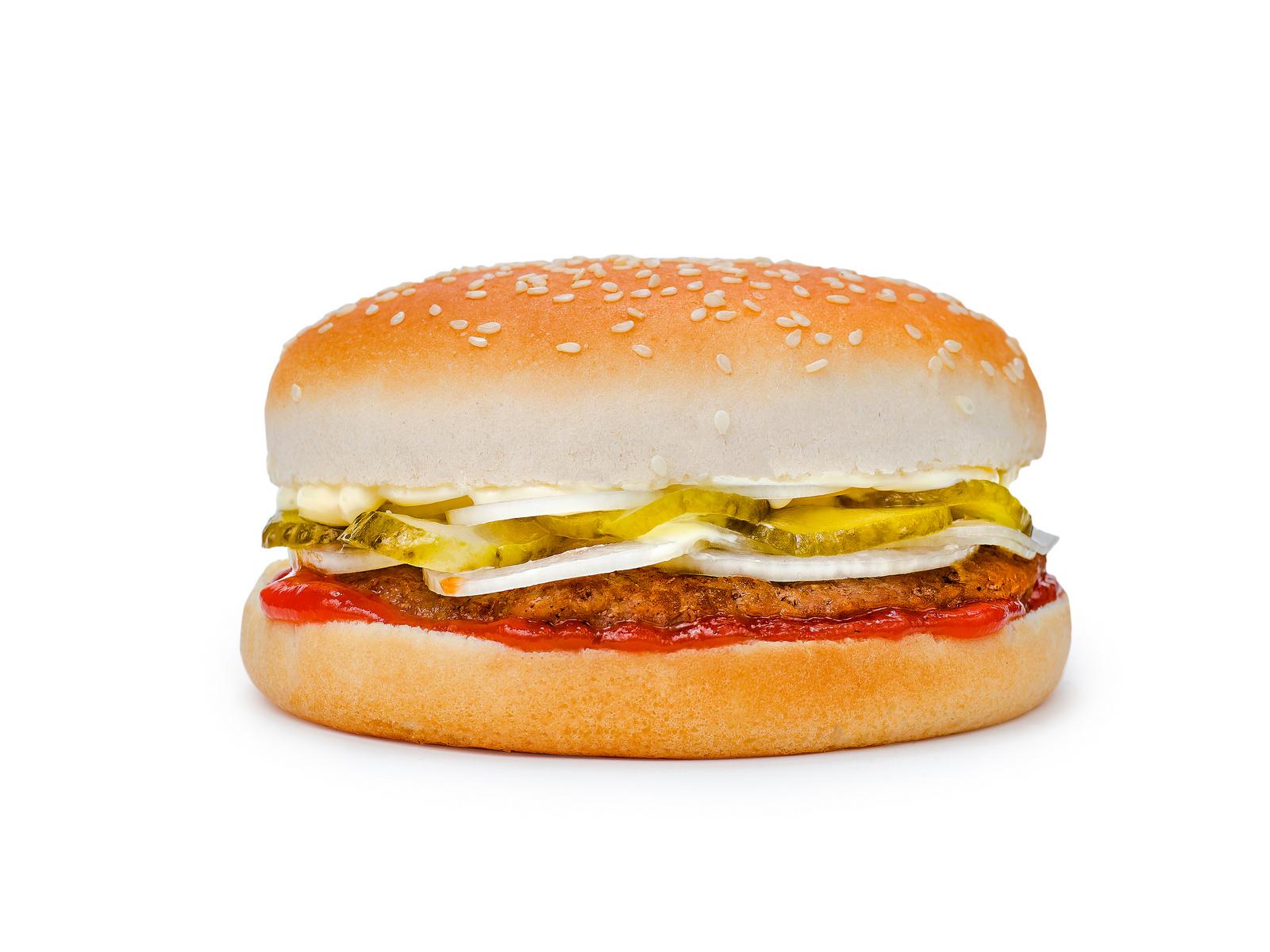 Бургер Биг-бен