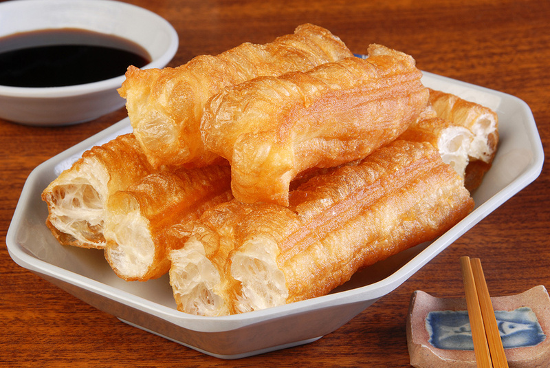 Китайский хлеб