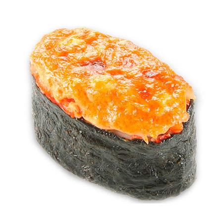 Запечёные суши