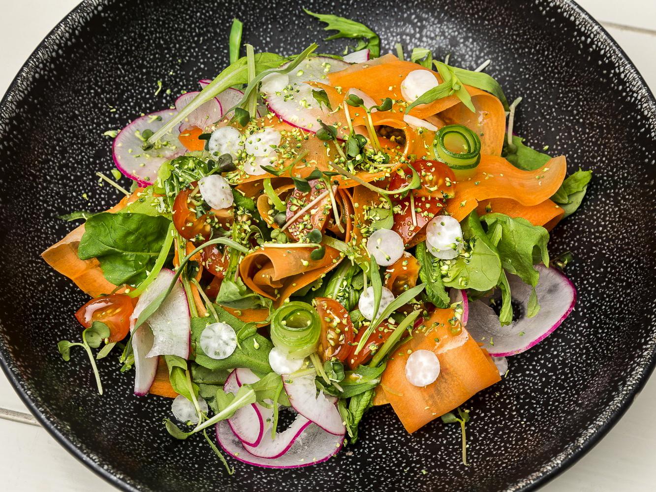 Raw-салат
