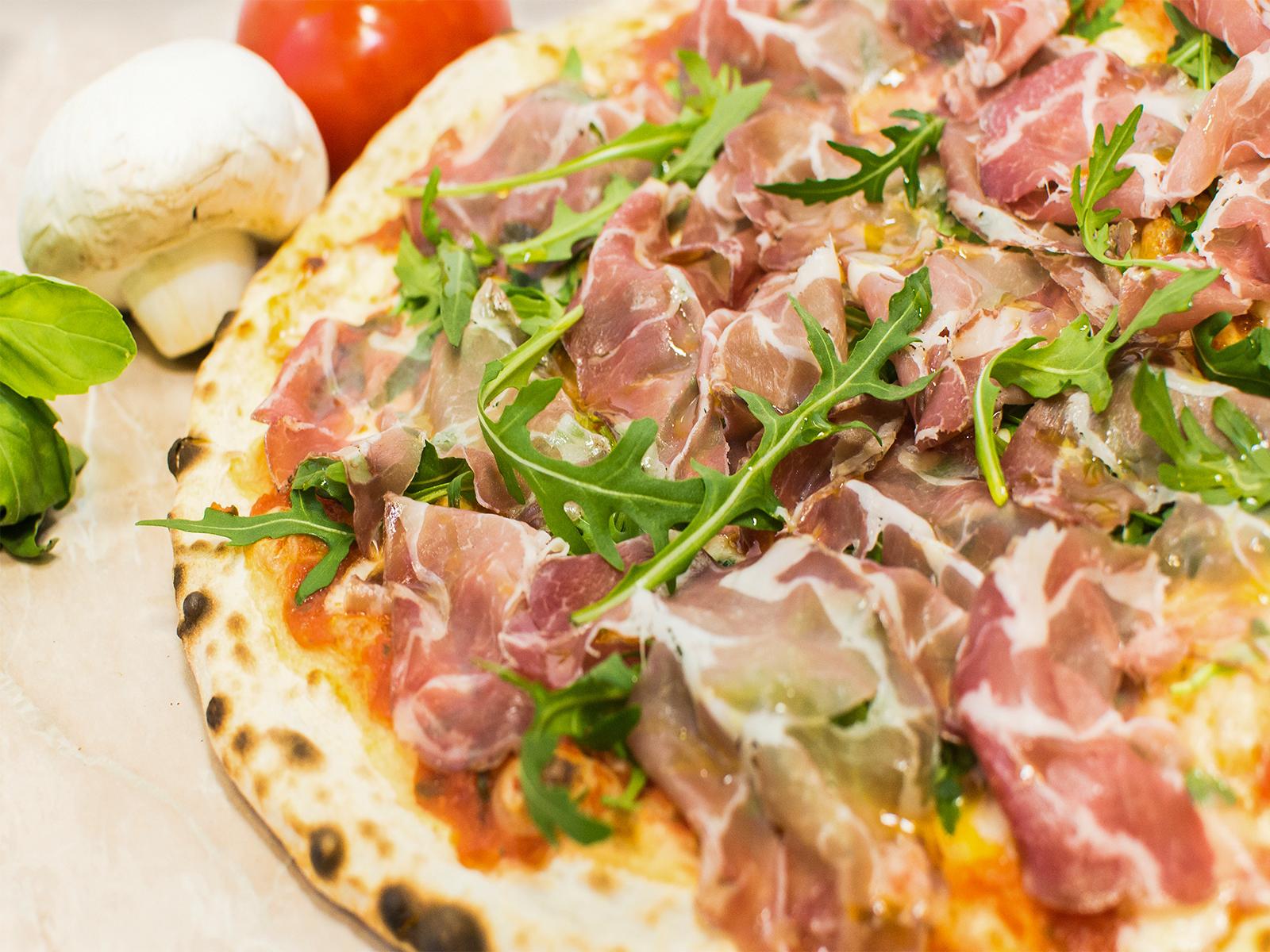 Пицца Парма руккола