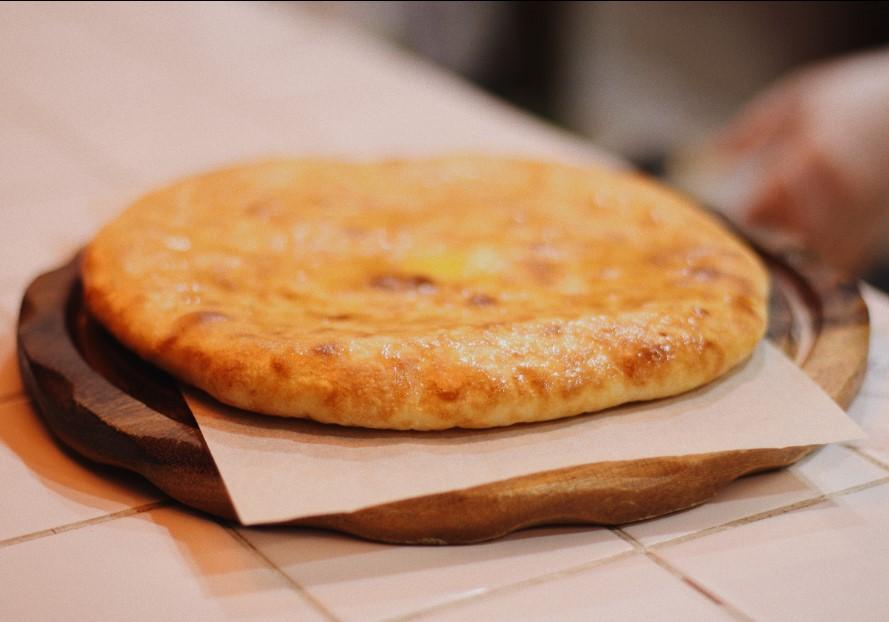 Бабушкин хачапур с сыром