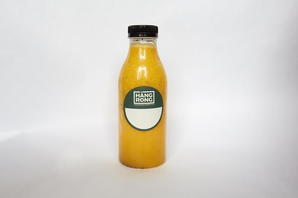 Смузи манго-маракуйя