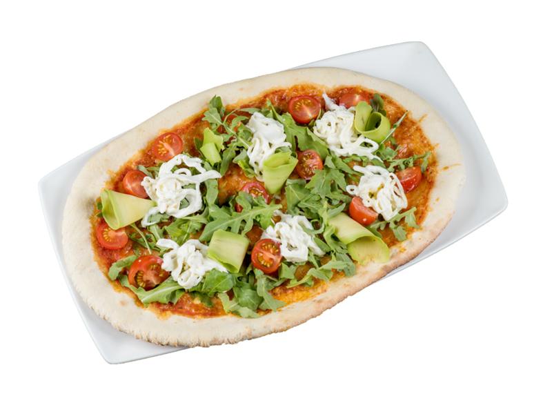 Пицца Римская со страчателлой