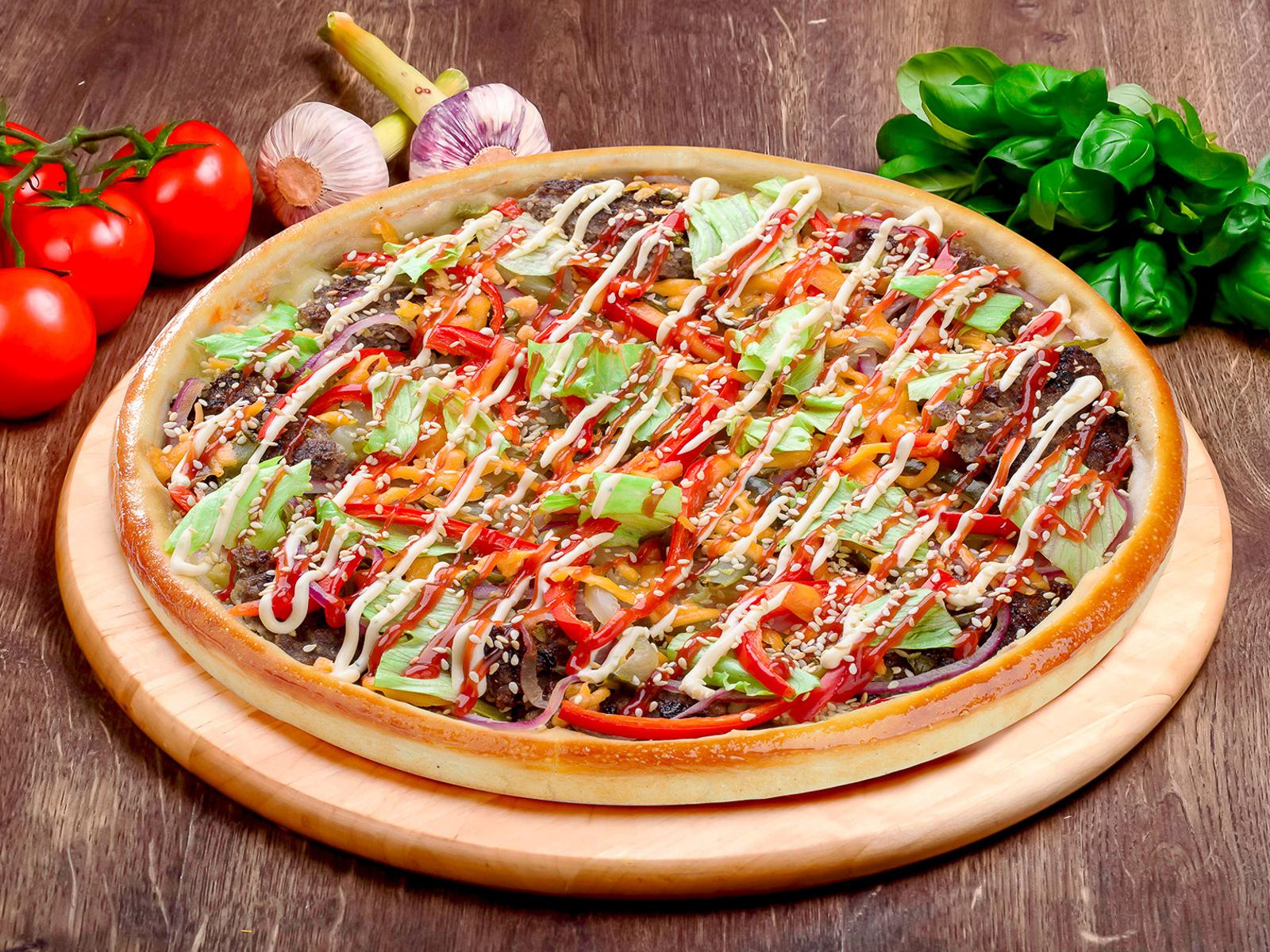 Пицца Биг Мак