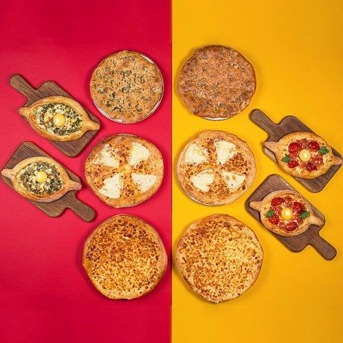 Хачапури сет