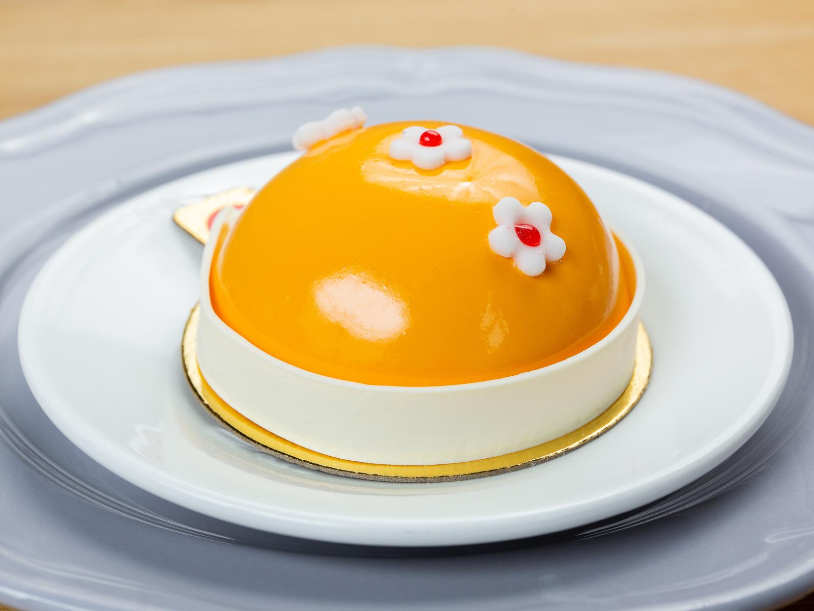 Пирожное Манго антреме