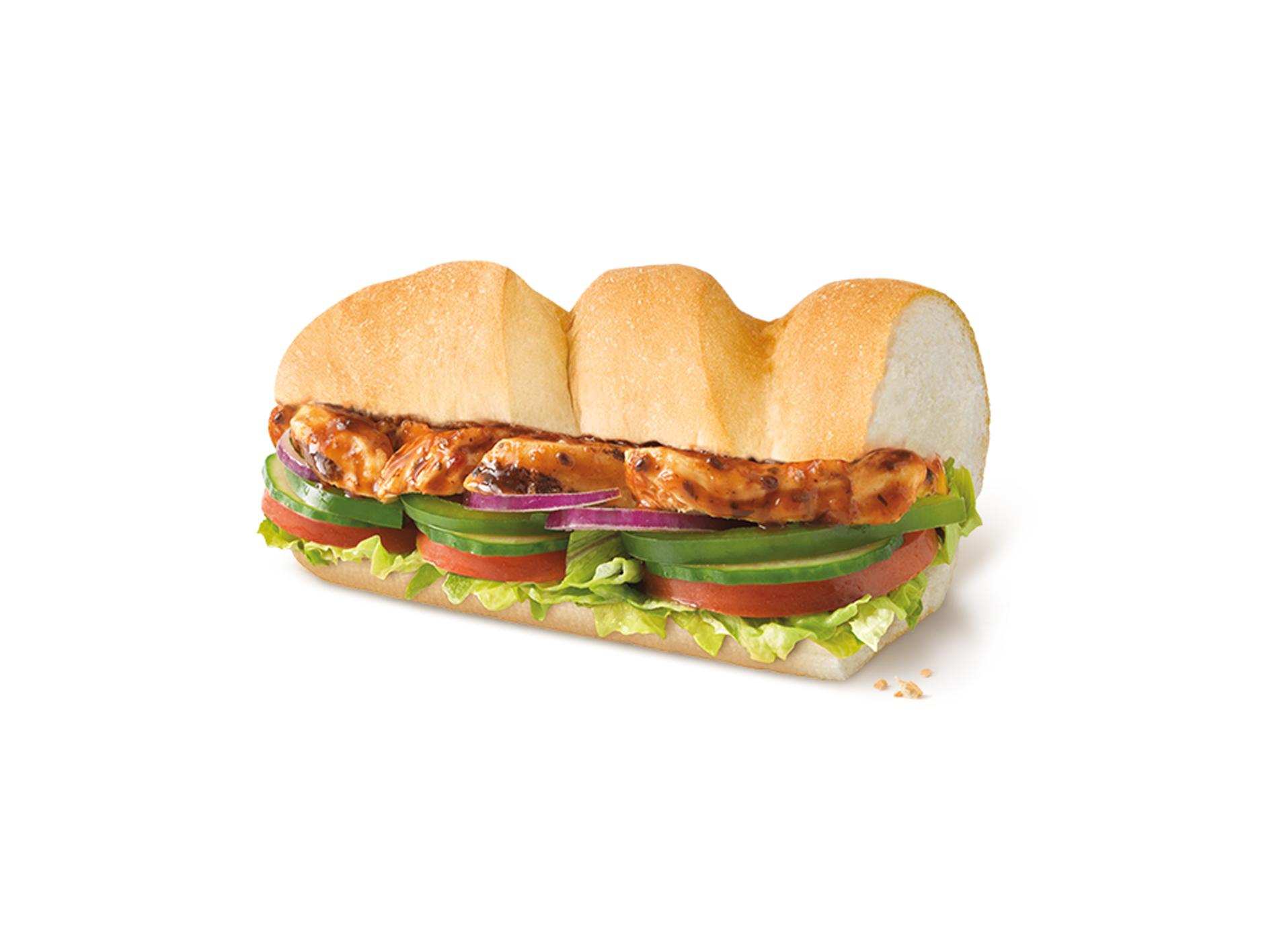Сэндвич Курица терияки