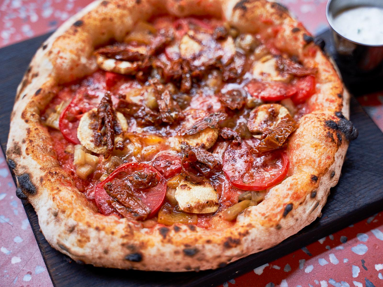 Пицца от шефа Никиты Подерягина