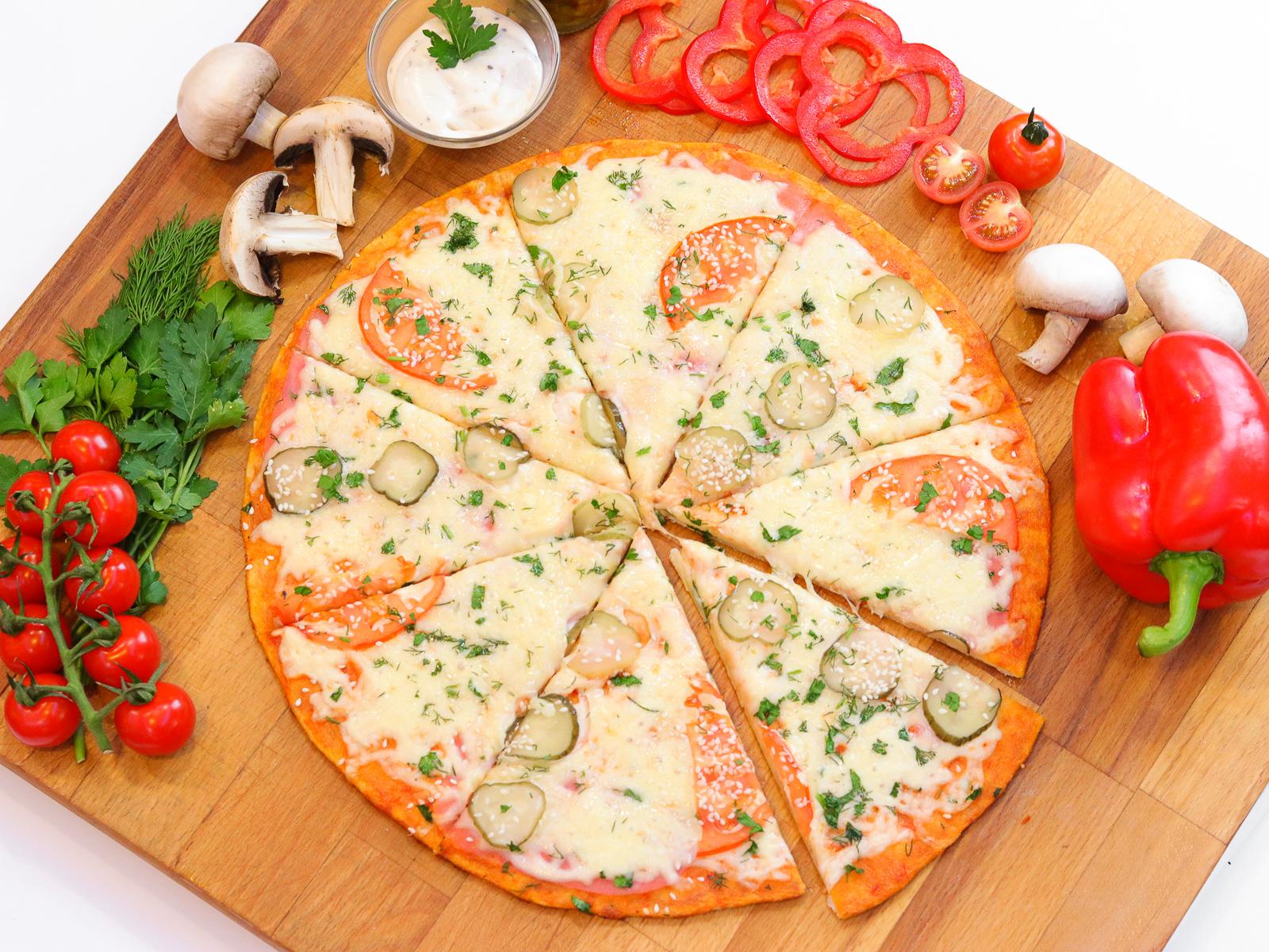 Пицца Чензано