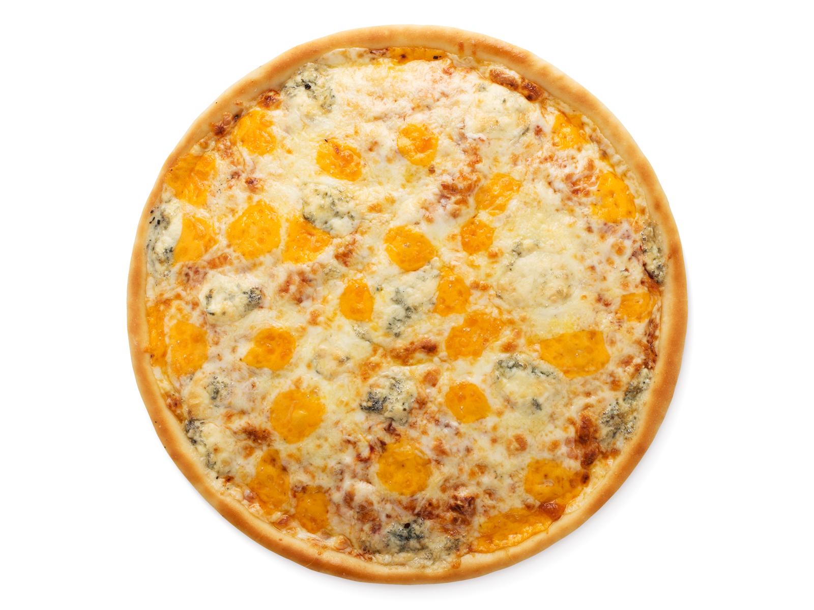 Пицца Четыре сыра Лайт