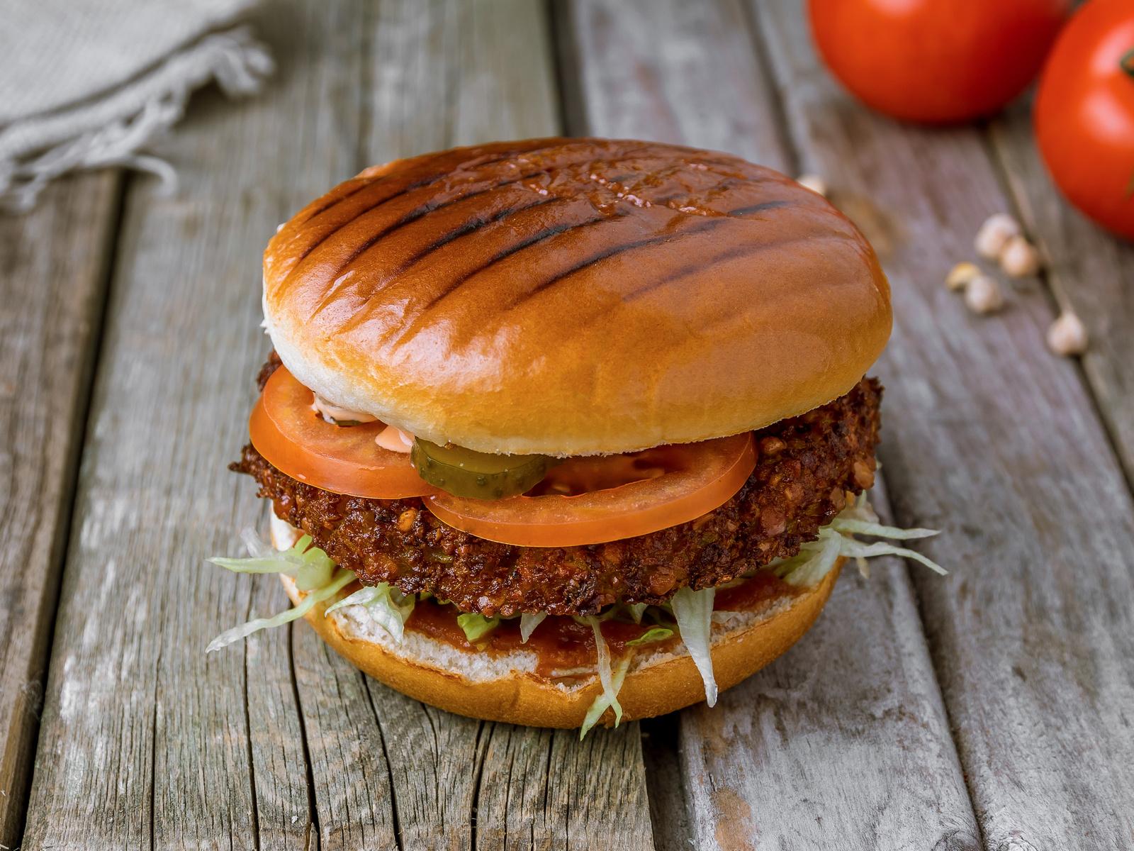 Фалафель бургер